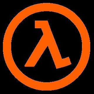 Half-Life логотип  PNG