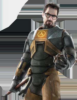 Half-Life PNG