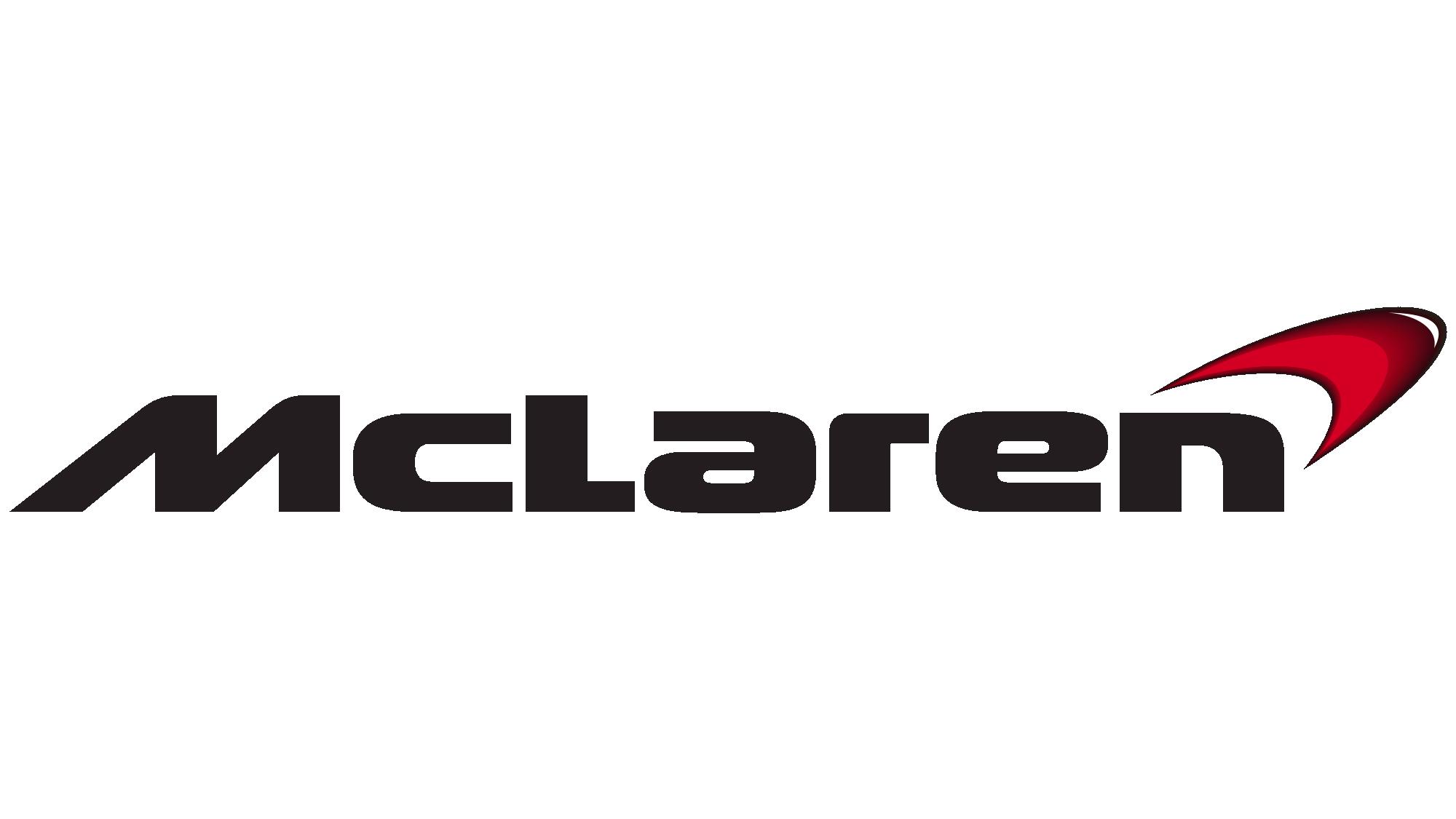 McLaren логотип PNG