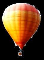 Воздушный шар PNG
