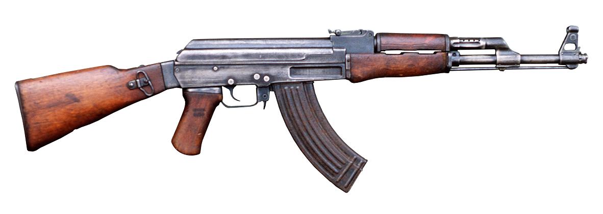 АК-47 PNG
