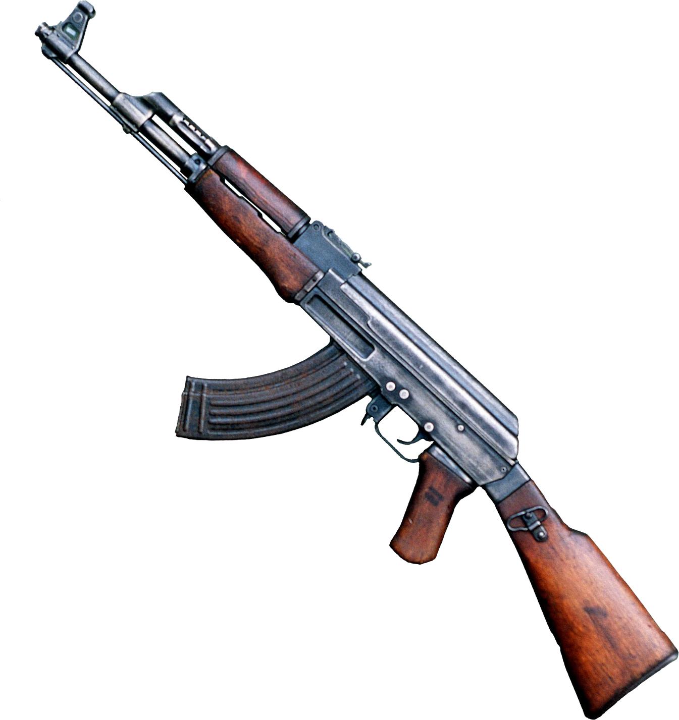 АК-47 Калашников PNG