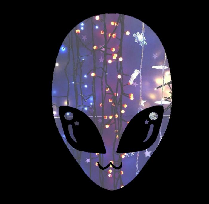 Инопланетянин PNG