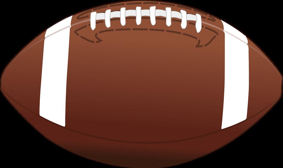 Американский футбол мяч PNG
