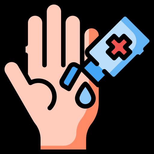 Антисептик для рук, санитайзер PNG