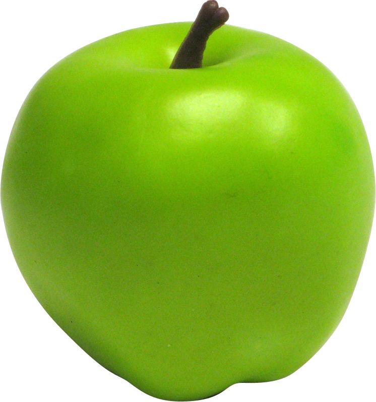 Зеленое яблоко PNG Зеленое Яблоко Клипарт