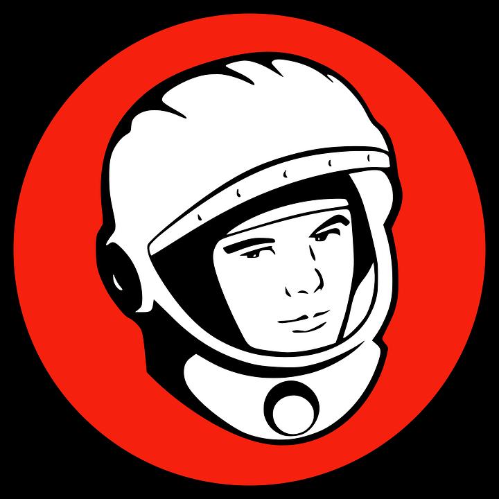 Космонавт PNG