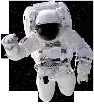 cosmonaut PNG