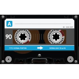 Аудио кассета PNG