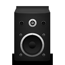Звуковая колонка PNG