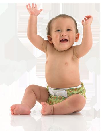 Маленький ребенок PNG