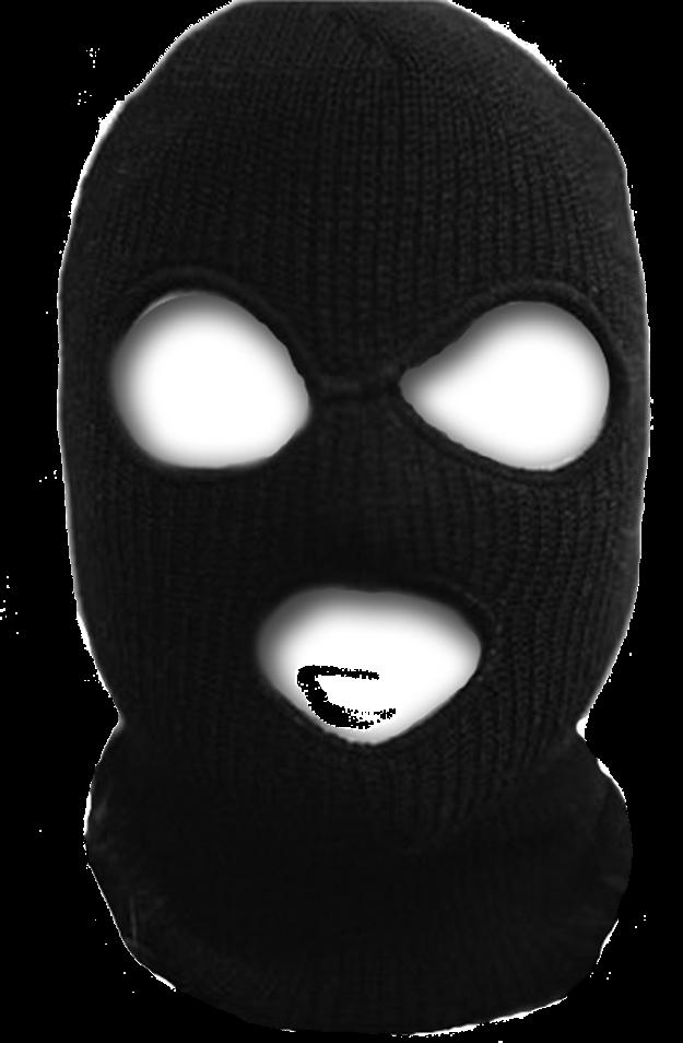 Балаклава, маска PNG