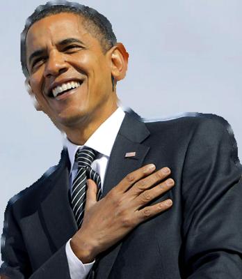 Барак Обама PNG