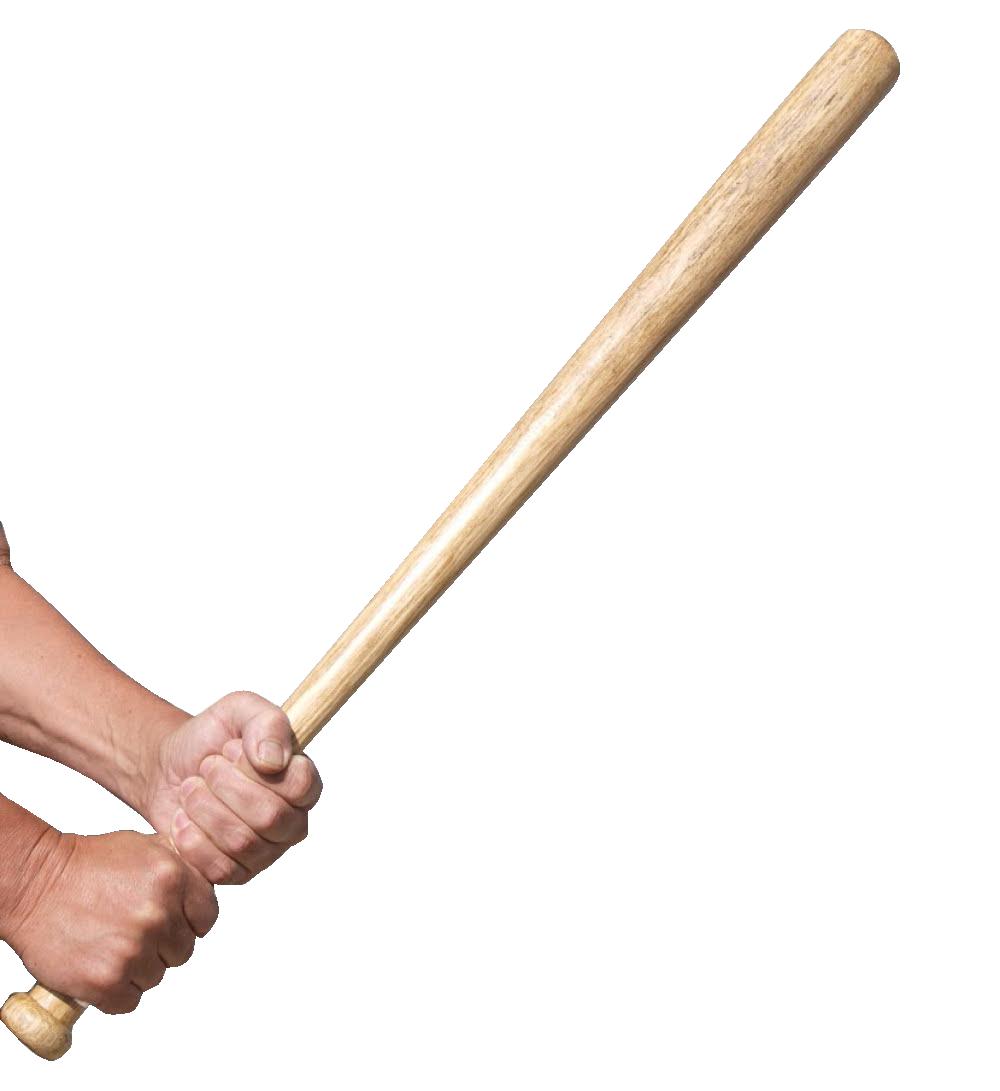 Бейсбольная бита PNG