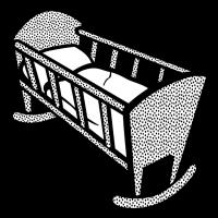 Люлька, колыбель PNG