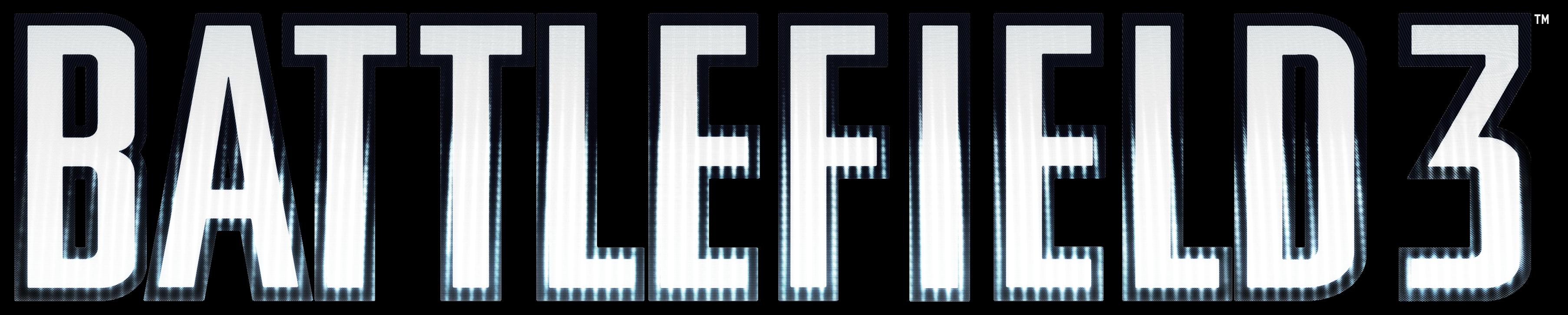 Battlefield 3 логотип PNG