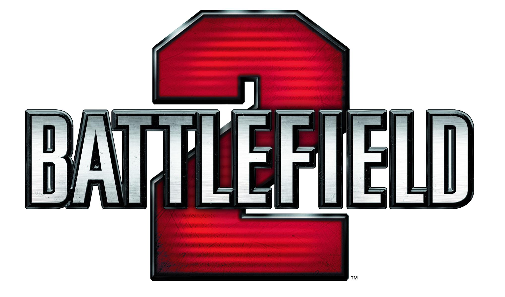 Battlefield 2 логотип PNG