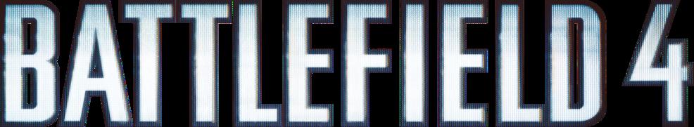 Battlefield 4 логотип PNG