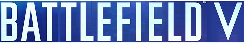 Battlefield 5 логотип PNG
