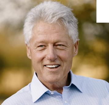 Билл Клинтон PNG