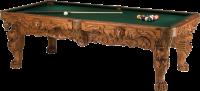 Бильярдный стол PNG