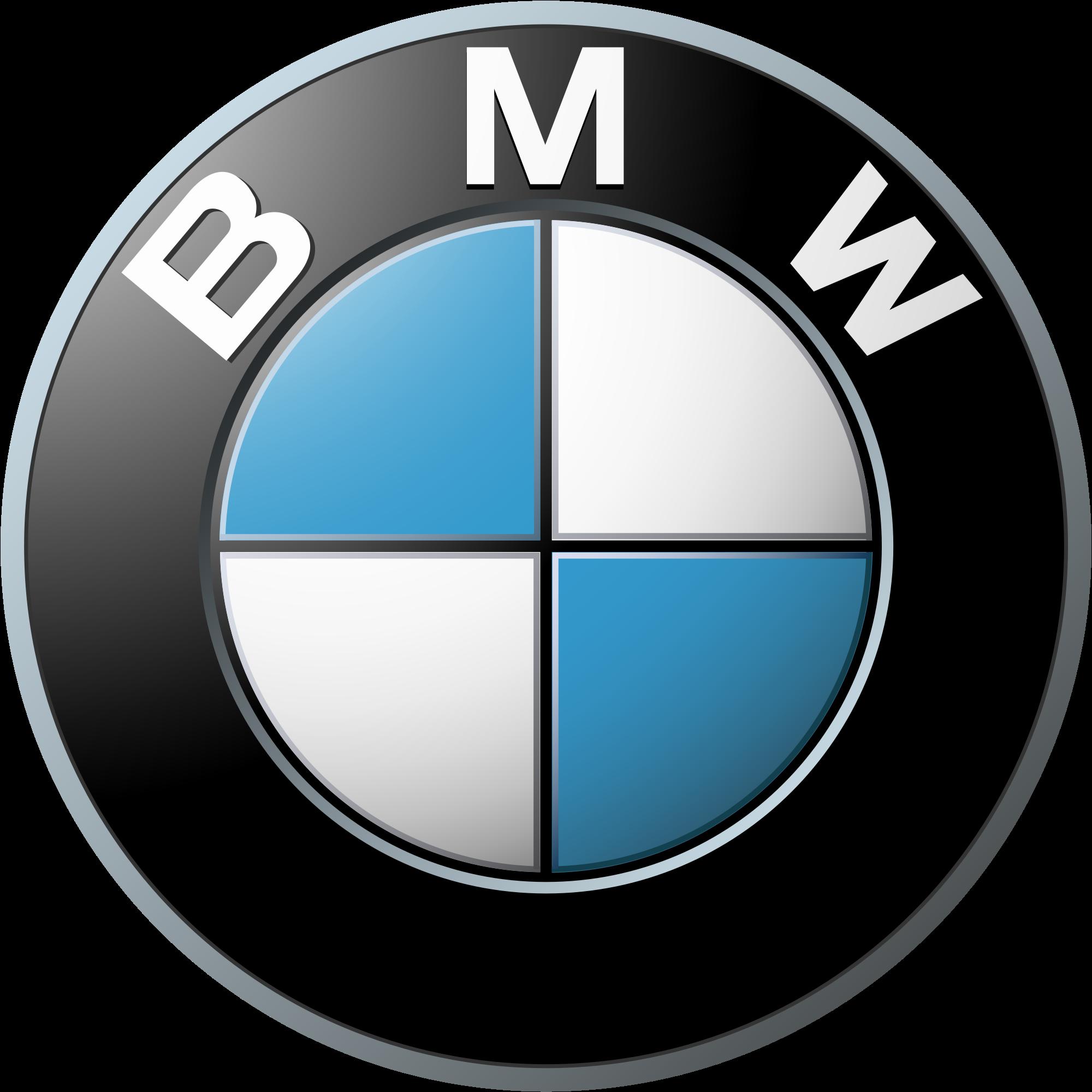 BMW логотип PNG