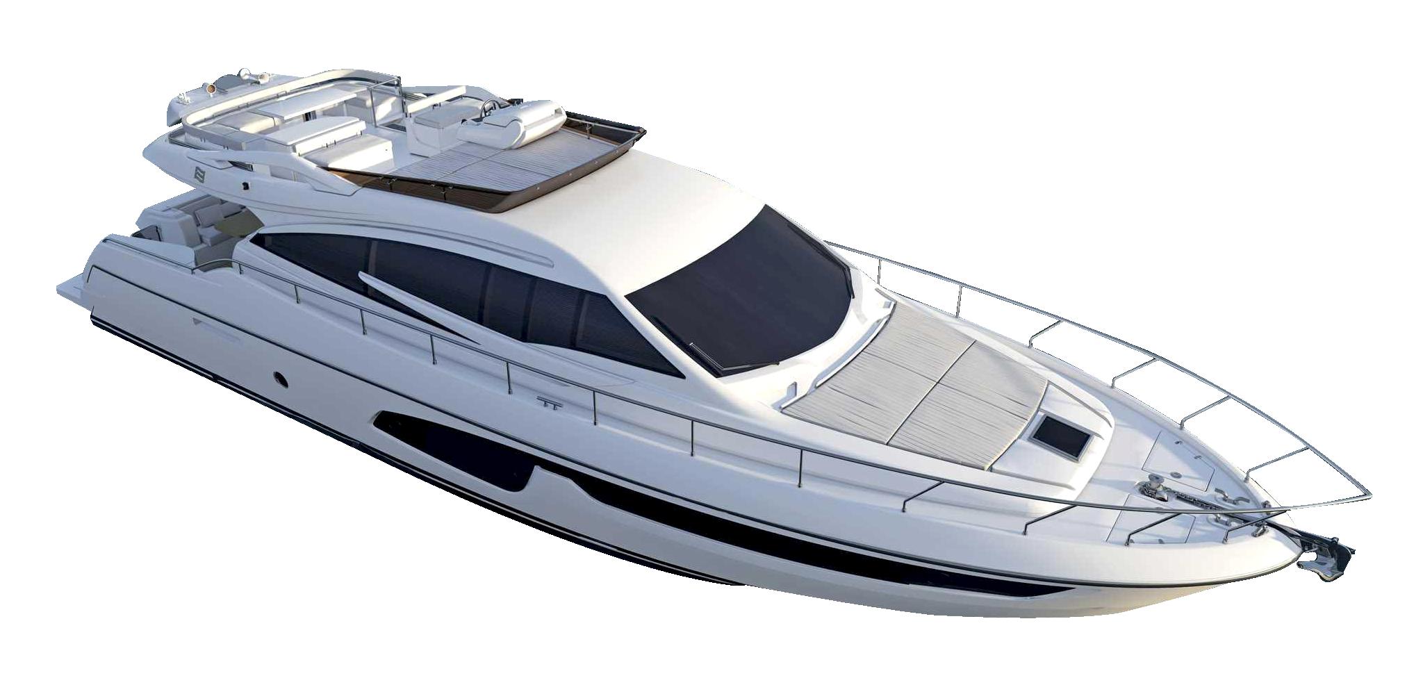 Лодка катер PNG