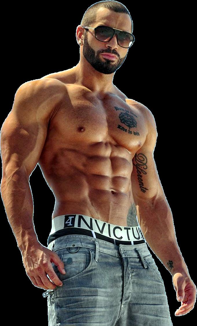 Bodybuilding PNG images