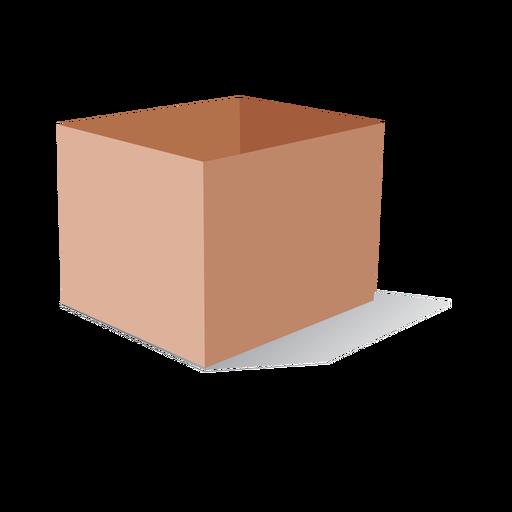 Коробка PNG