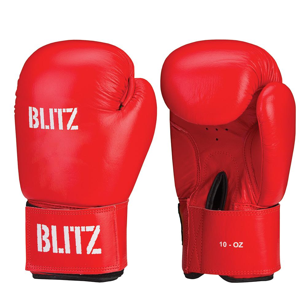 Красные боксерские перчатки PNG фото