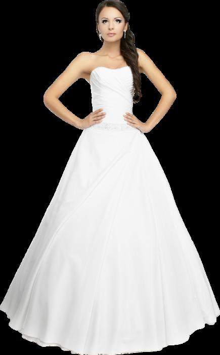 Невеста платье PNG