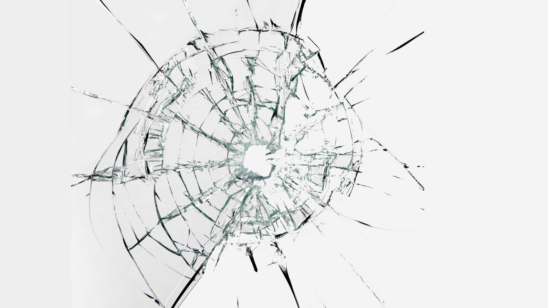 Разбитое стекло PNG