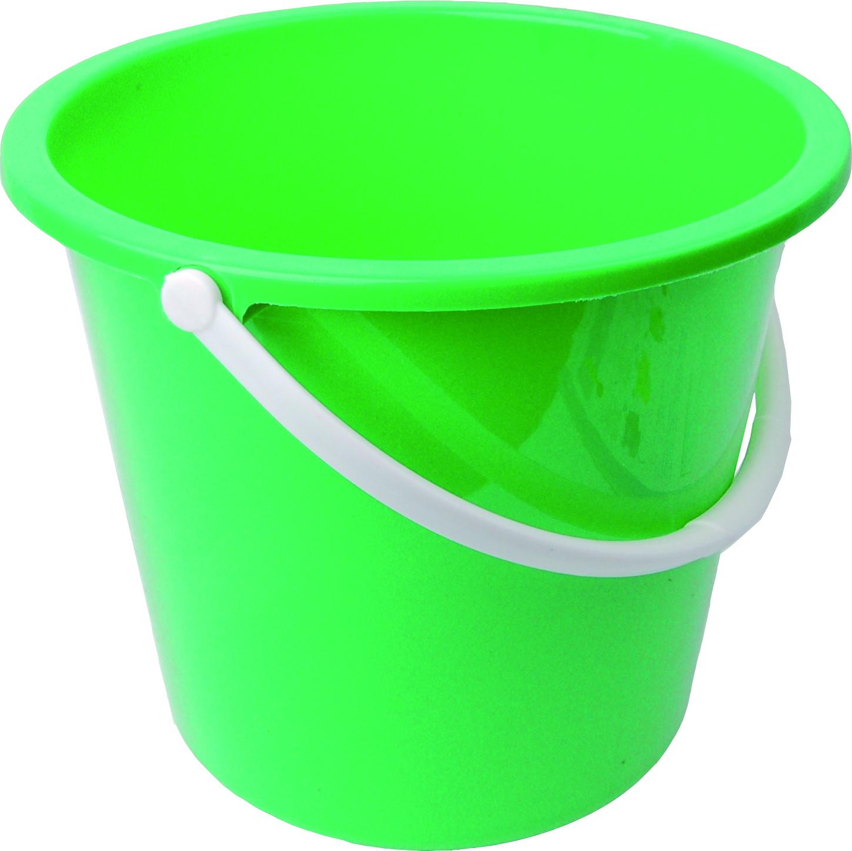 Пластиковое ведро PNG фото