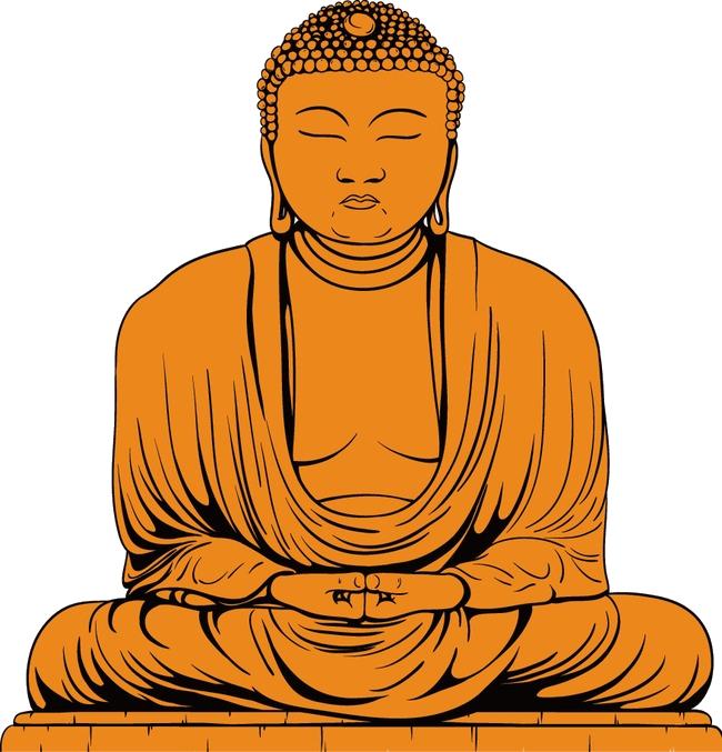 Будда PNG