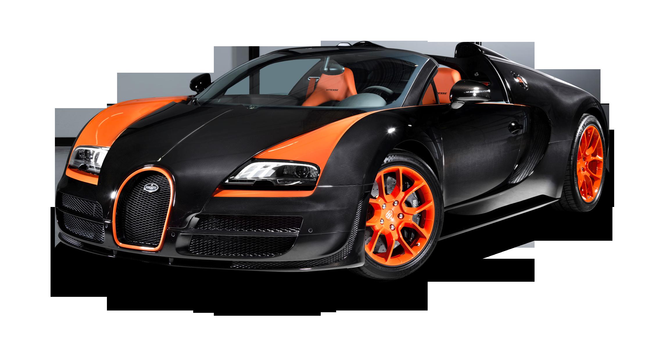 Italian Sports Cars Bugatti