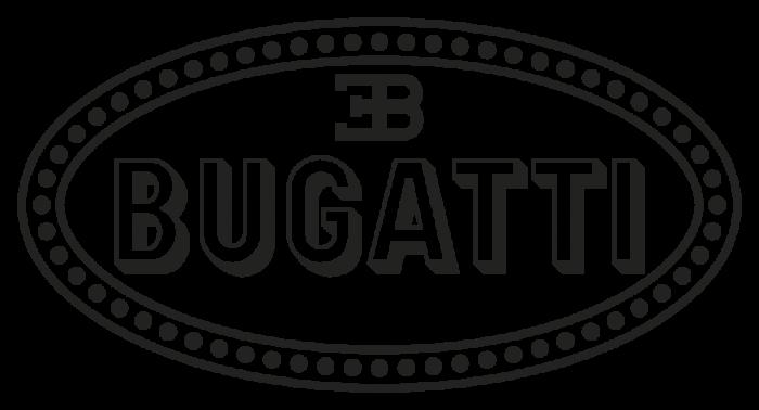 Bugatti логотип PNG