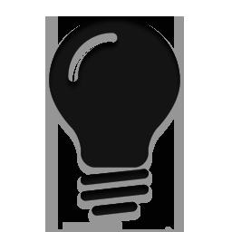 Лампа, лампочка PNG фото скачать