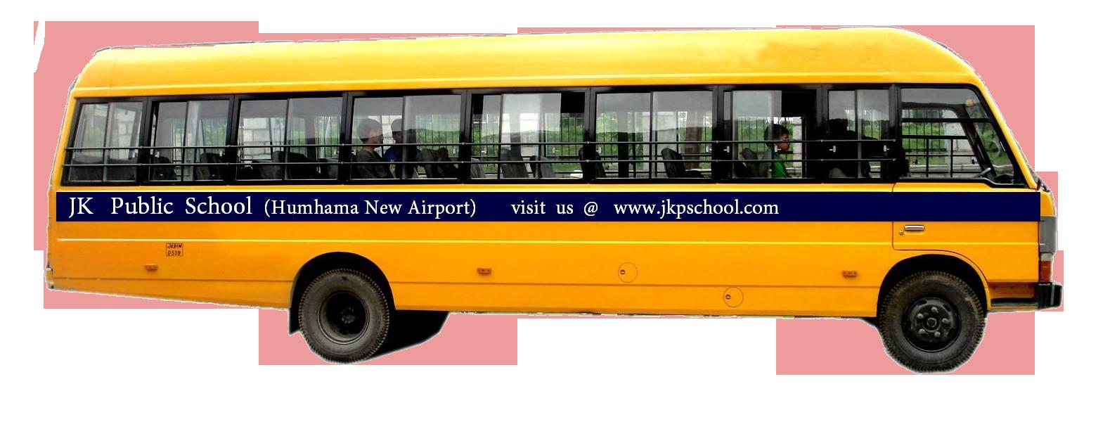 School bus PNG image