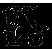 Козерог знак зодиака PNG