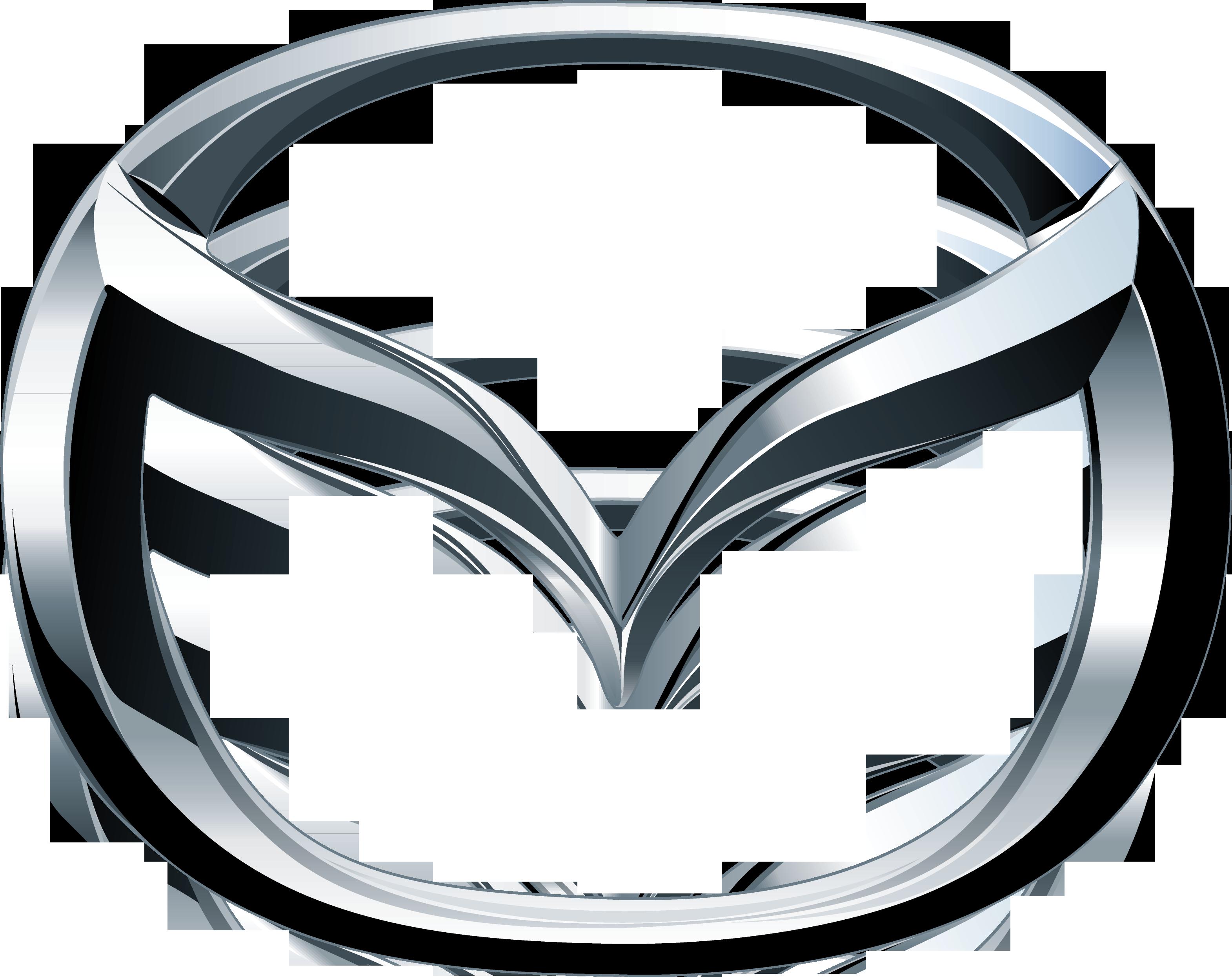 Мазда логотип PNG, Mazda car logo PNG