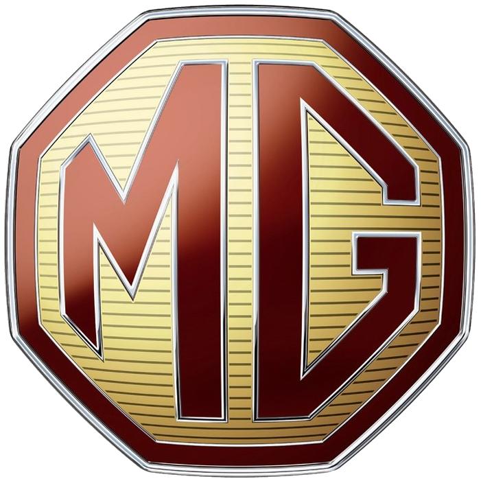 MG car logo PNG логотип