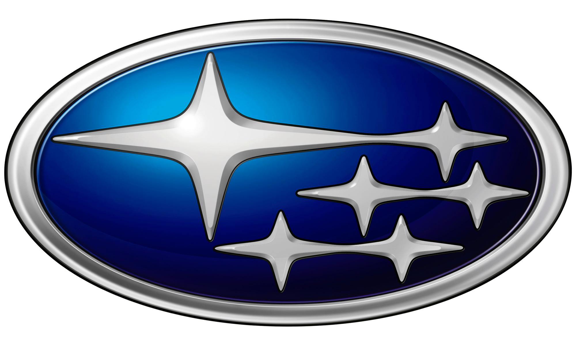 Субару лого PNG, Subaru car logo PNG