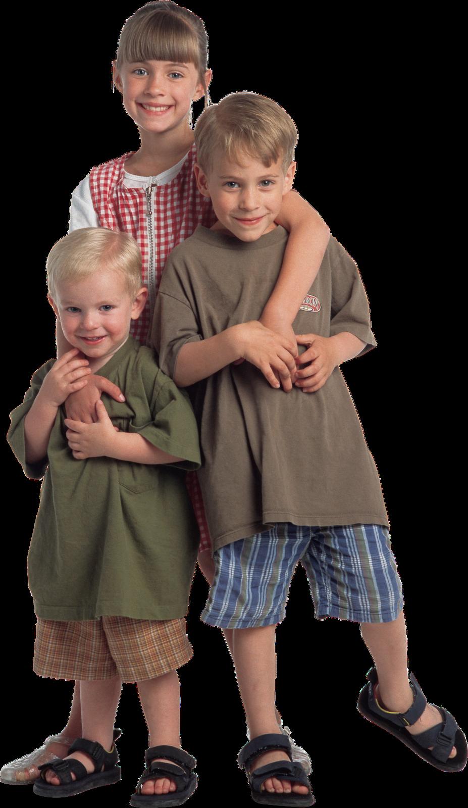 Дети PNG