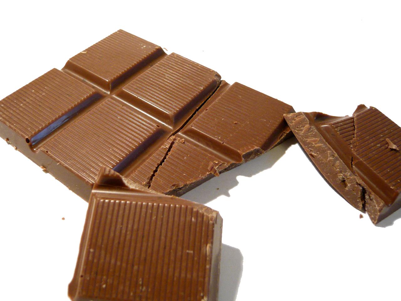 Chocolate bar PNG image