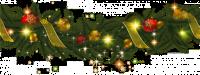 Новогодняя гирлянда PNG
