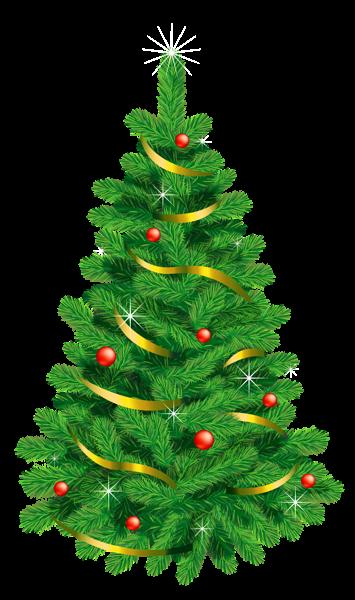 Новогодняя ёлка PNG