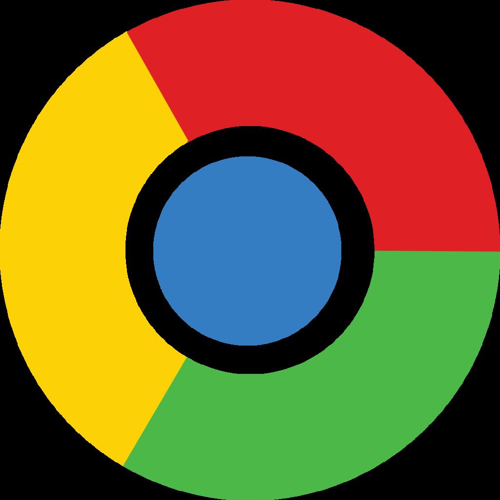 Chrome логотип PNG