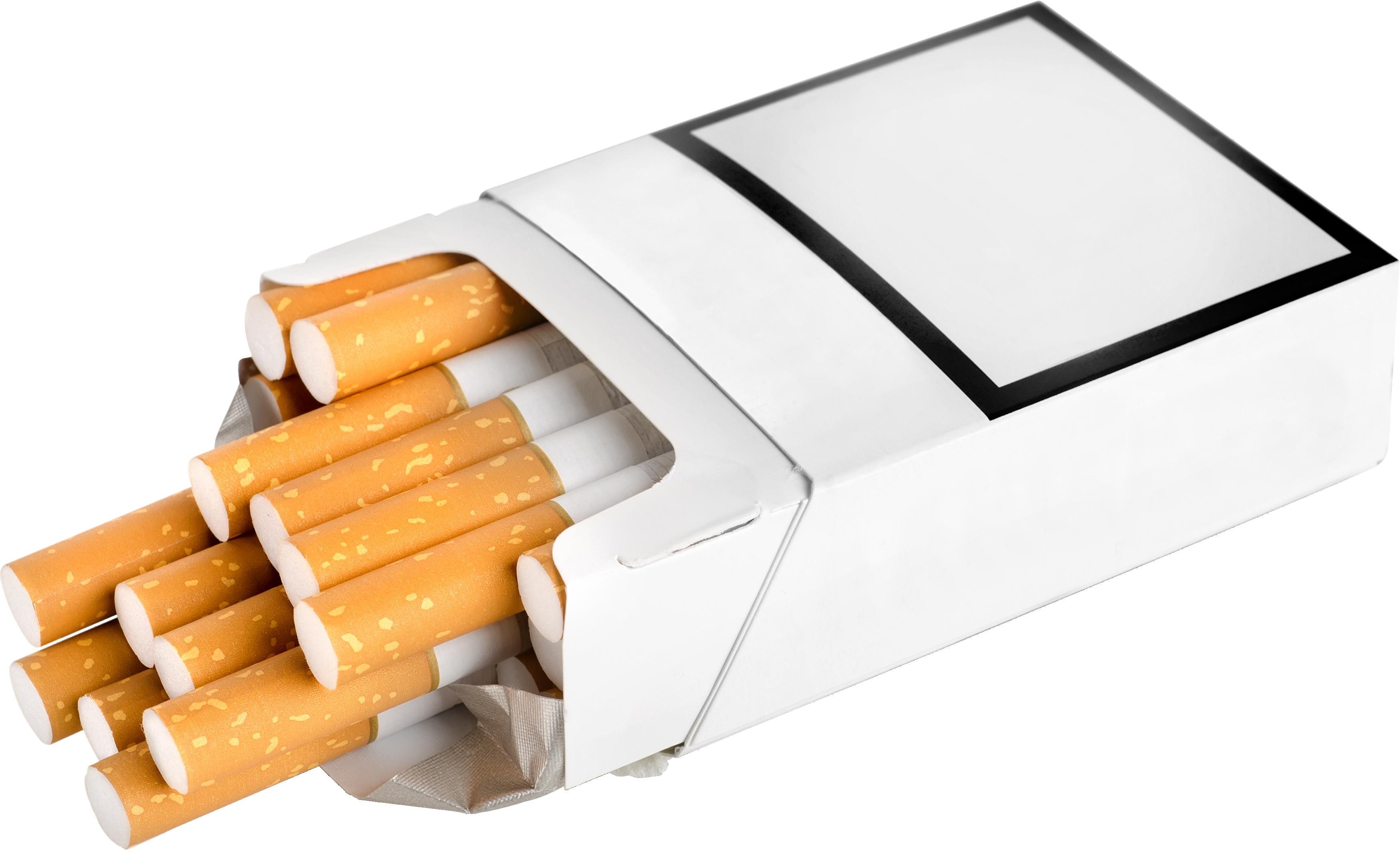 Пачка сигарет PNG фото скачать