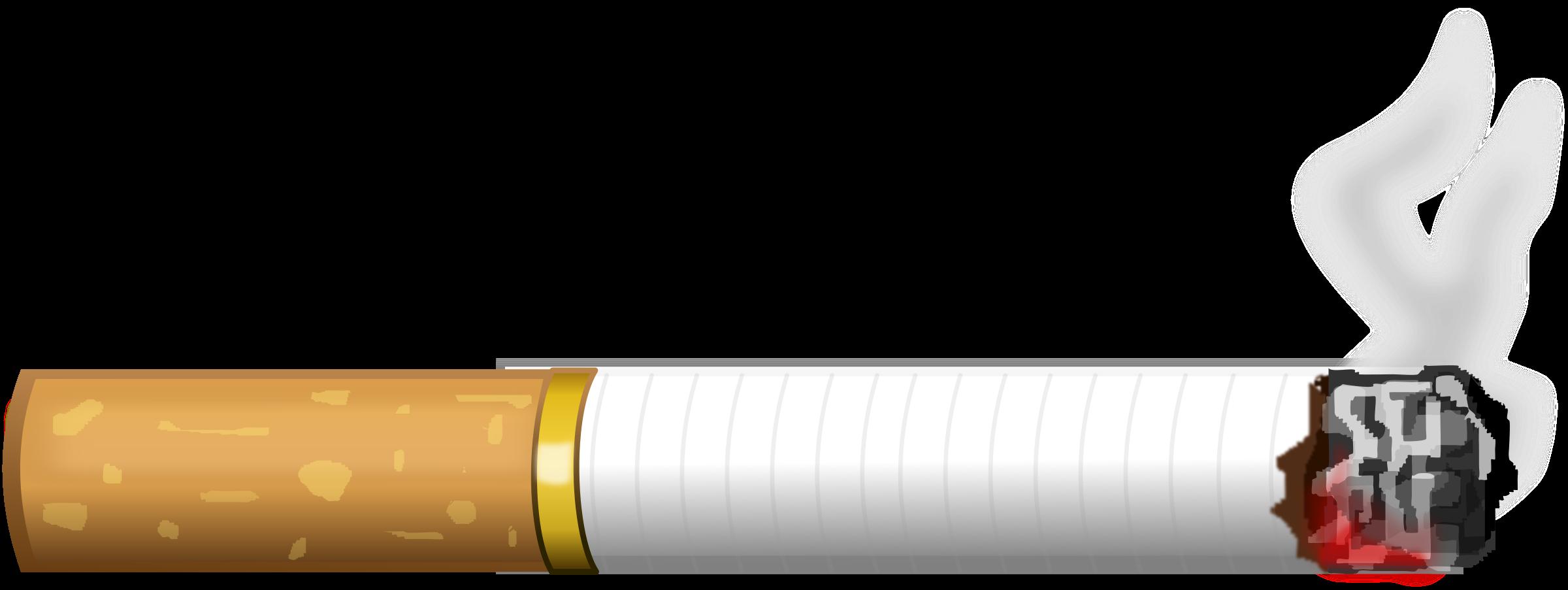 Дымящаяся Сигарета PNG фото скачать