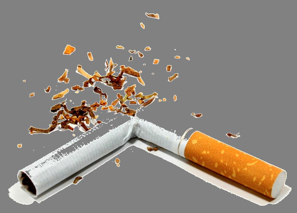 Сломанная сигарета PNG фото скачать